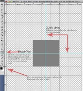 blossom pockets create guide using shape