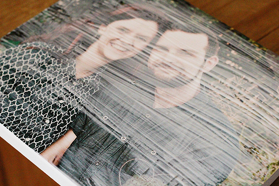 DIY: Photo Canvas for Valentine's Day