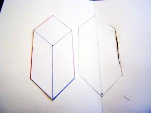 pedestal pop-up cut inset