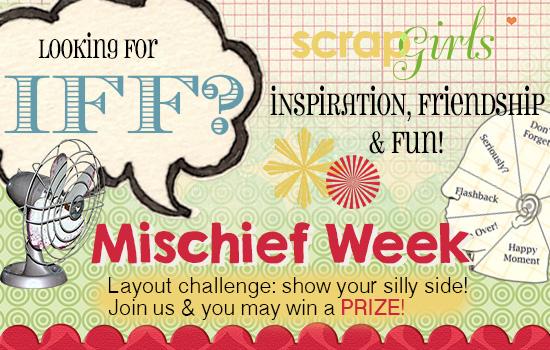 mischief week challenges