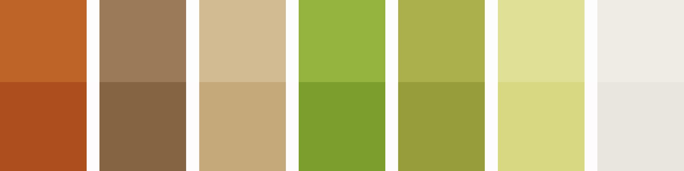 woodlandia color swatch