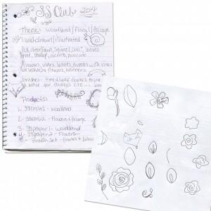 woodlandia club sketches