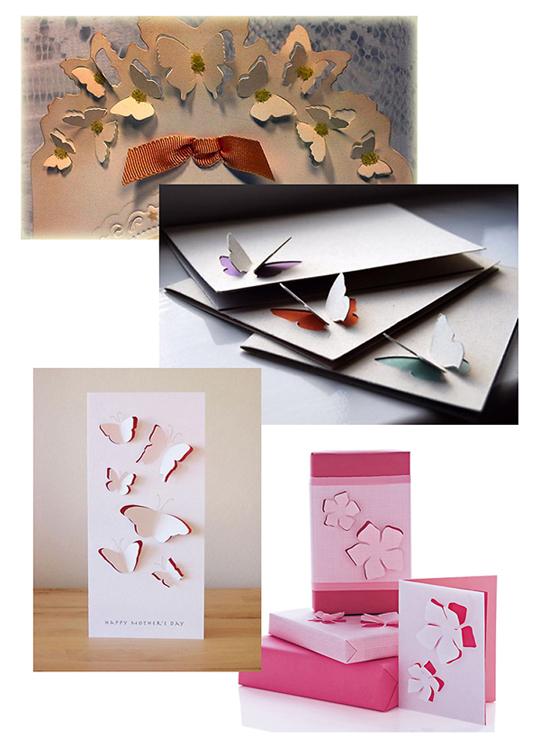 die cut card inspiration