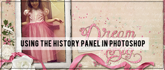 Using the History Panel in Photoshop