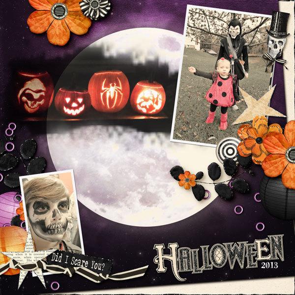 Shannon - Halloween