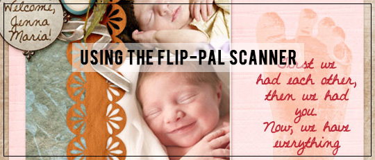 Using the Flip-Pal Scanner