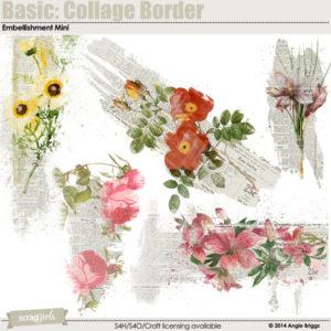 Basic Collage Embellishments