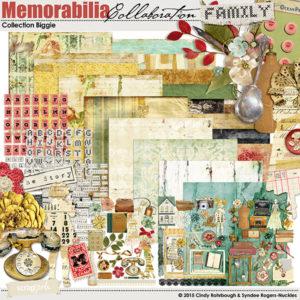 Memorabilia Collection Biggie