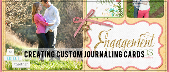 Creating Custom Journaling Cards