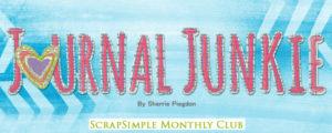 ScrapSimple Club Journal Junkie