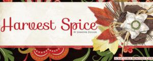 Harvest Spice - Scrap Girls Club November 2015