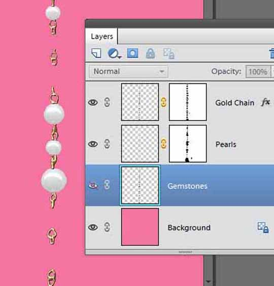 Photoshop instructions for coloring the final layer