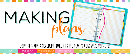 Making Plans: Join the Planner Movement!