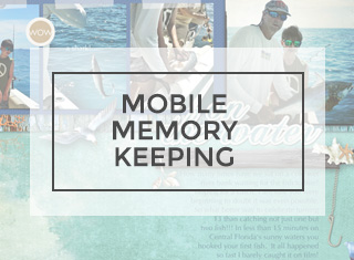 Mobile Memory Keeping