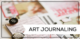 art journaling sidebar button