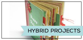 hybrid projects sidebar button