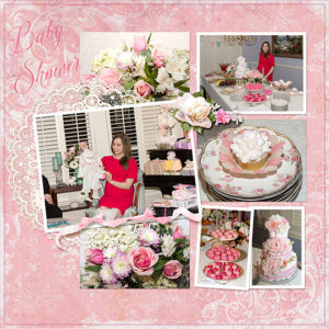 Layout created using 5 Tips to Speedy Scrapping