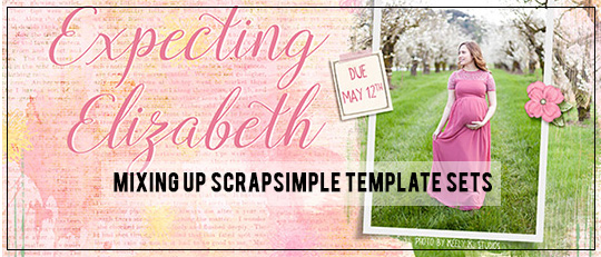 Mixing Up ScrapSimple Template Sets