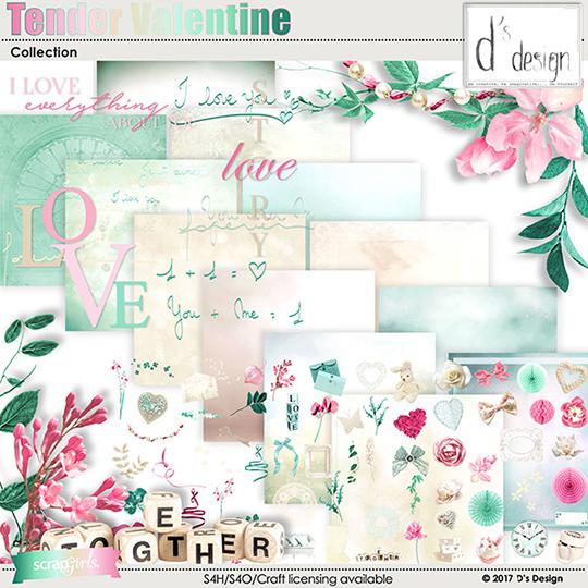 Tender Valentine Collection