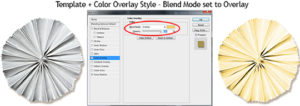 overlay blend mode example