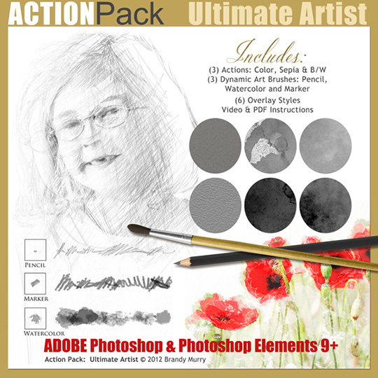 Ultimate Artist value pack