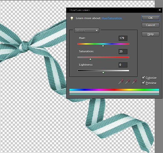 Colorize box