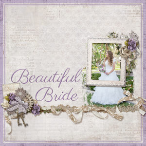 wedding cluster layout