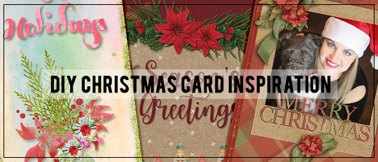 DIY Christmas Card Inspiration