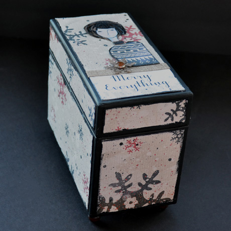 Recipe card box final