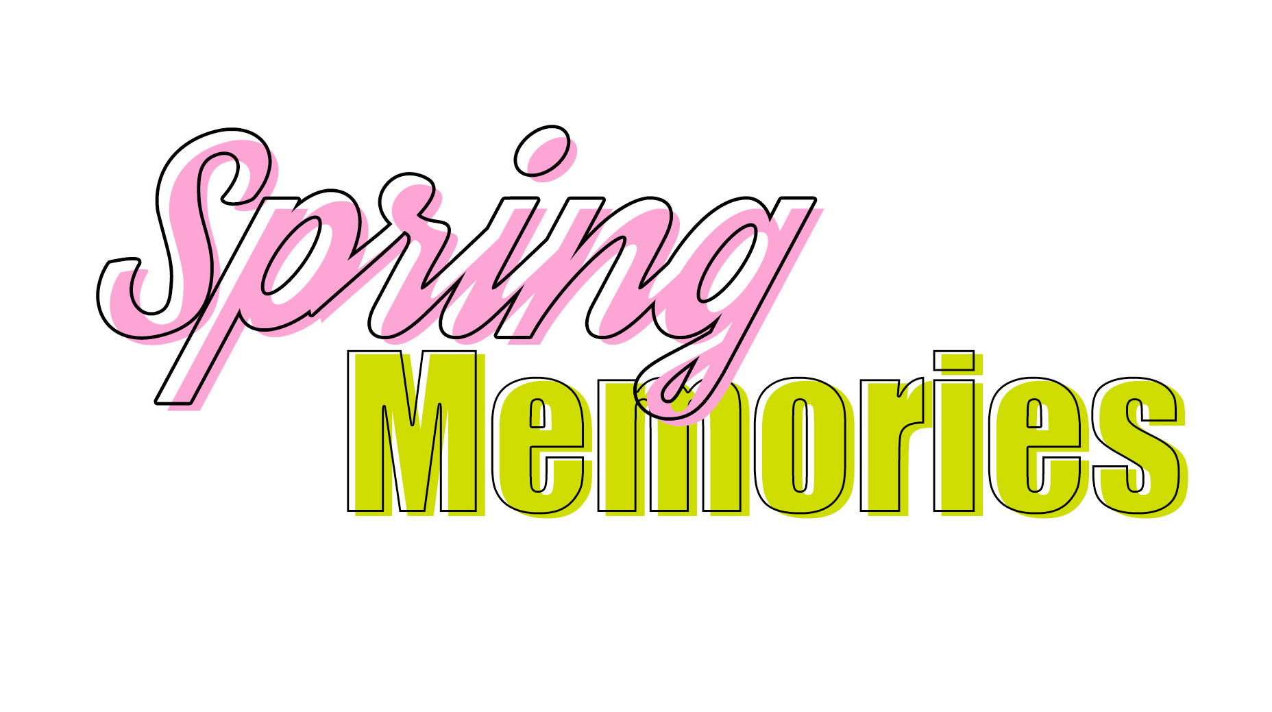 Offset text sample Spring