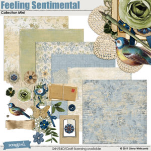 Feeling Sentimental Collection Mini