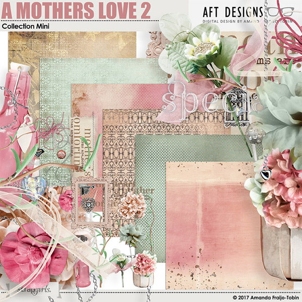 A mothers love digi kit
