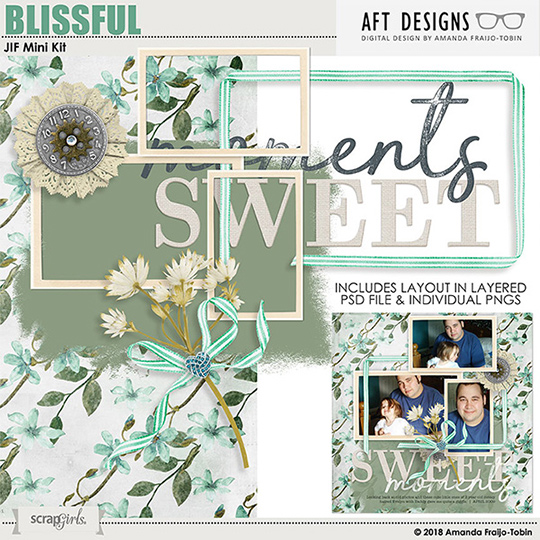 Blissful MAR 2018 SG CLUB JIF Mini Kit BONUS