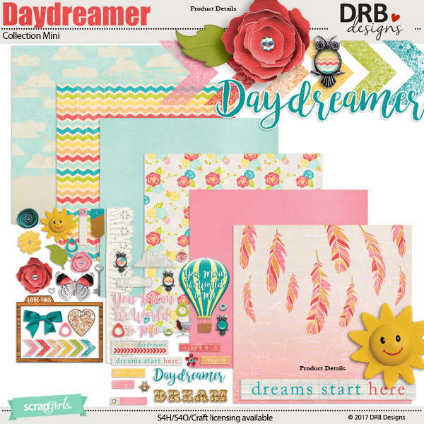 daydreamer digi kit