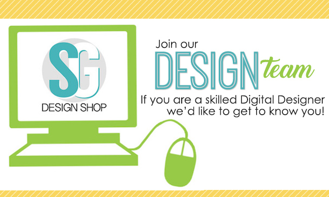 Become a digital designer - join our Design Team