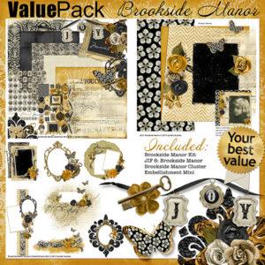 Value Pack: Brookside Manor