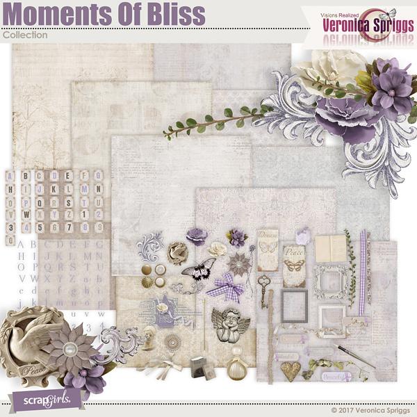 moments of bliss digital kit