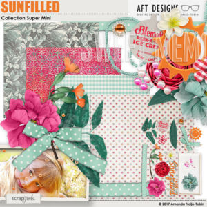 Sunfilled Summer digi kit