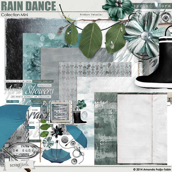 Rain Dance Digital kit