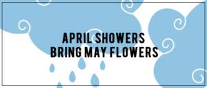 april showers header