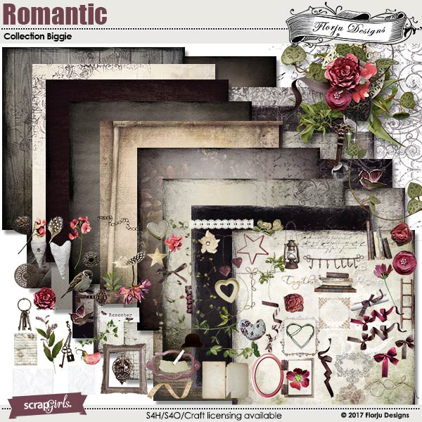 Romantic Digi kit