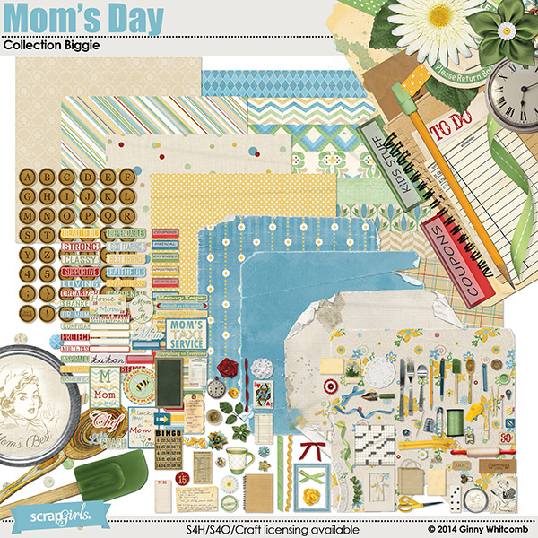 Mom's Day Collection Biggie