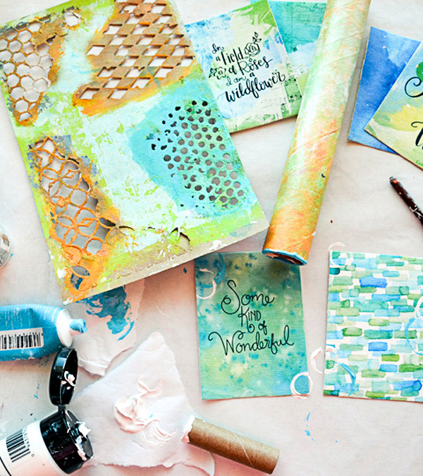 Decorate ATC Cards