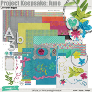Project Keepsake: June