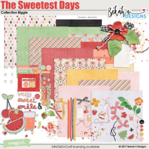 The Sweetest Days Collection