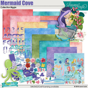 Mermaid Cove Collection