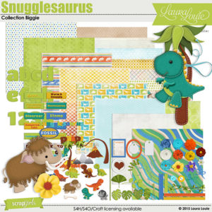 Snugglesaurus Collection