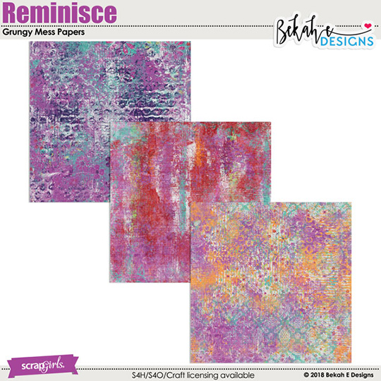 Reminisce bonus papers