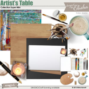 Artist Table Collection