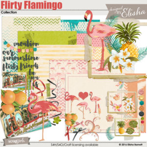 Flirty Flamingo Collection